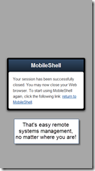 PowerGUI Pro MobileShell ScreenShot Tour - 12 of 12